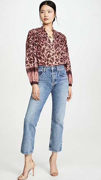 Ulla Johnson Yulia Blouse