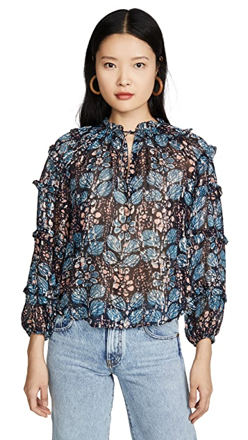 Ulla Johnson Roma Blouse