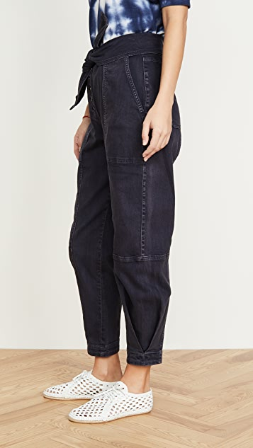 Ulla Johnson Storm Jeans