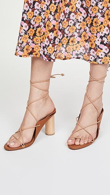 Ulla Johnson Roxie 高跟鞋