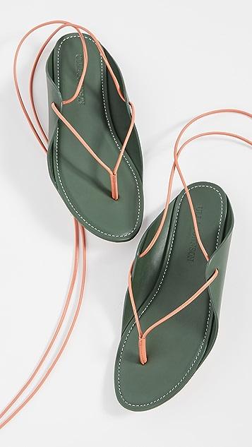 Ulla Johnson Aidy 凉鞋