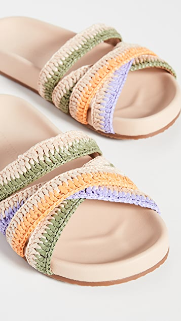 Ulla Johnson Makena Sandals