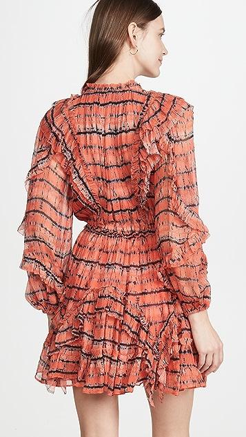 Ulla Johnson Aberdeen Silk Dress