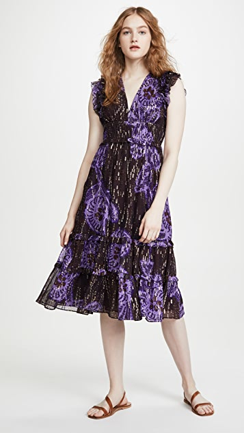 Ulla Johnson Akira Dress