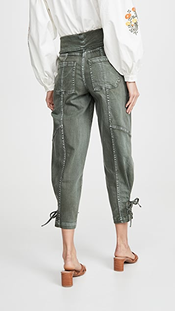 Ulla Johnson Kingston Jeans