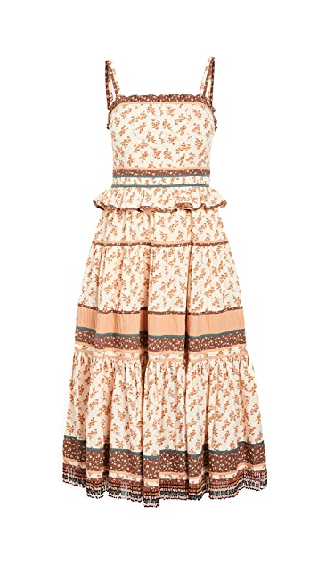 Ulla Johnson Cecilie Dress