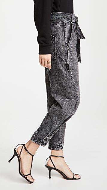 Ulla Johnson Carmen 牛仔裤