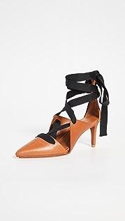 Ulla Johnson Aria 高跟鞋