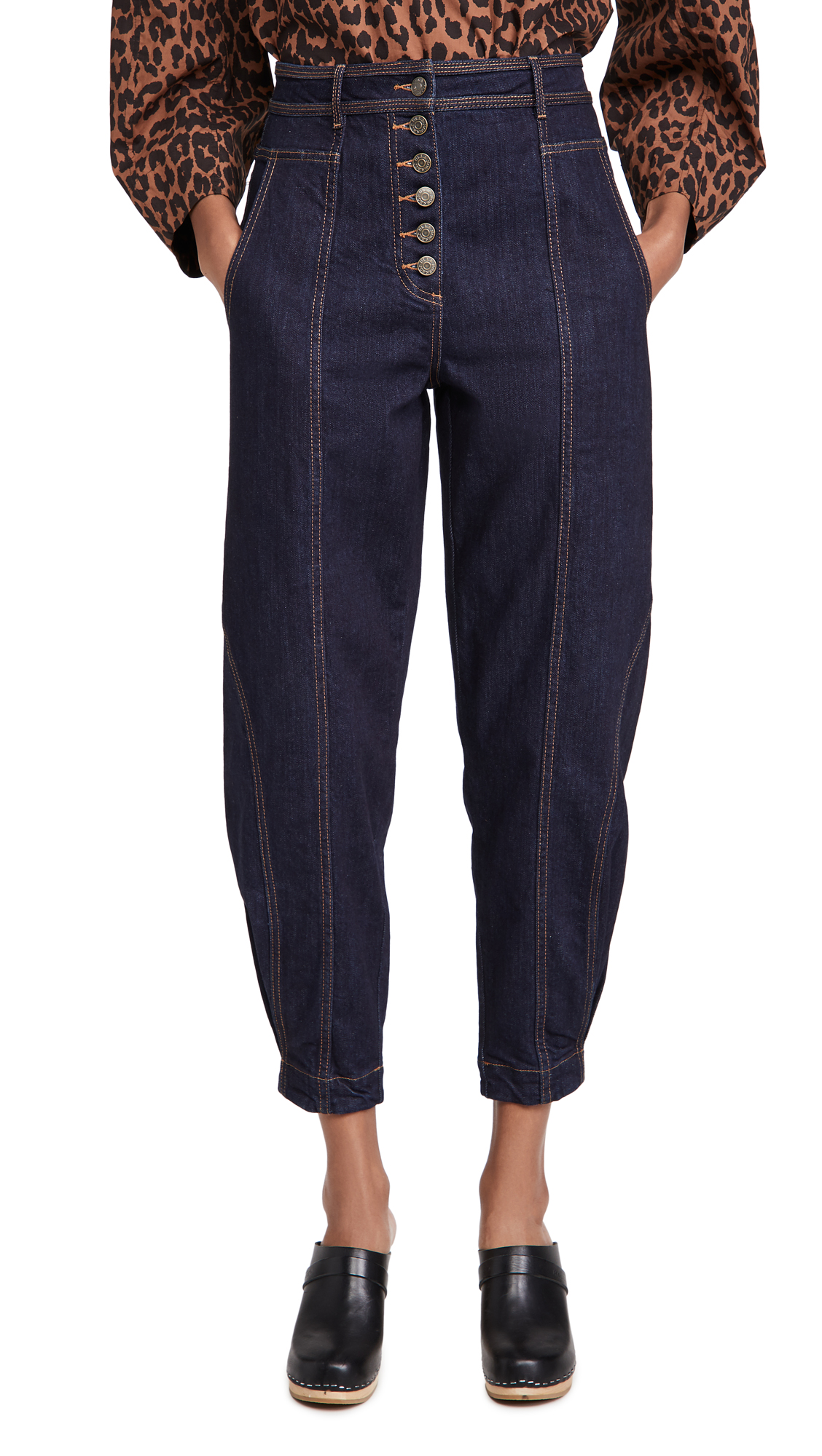 Ulla Johnson Keaton Jeans