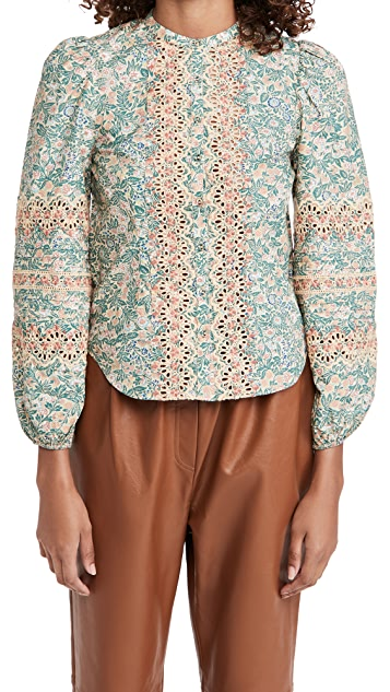 Ulla Johnson Antonina Blouse