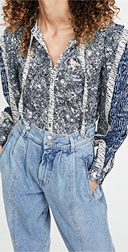 Ulla Johnson - Nara 女式衬衫