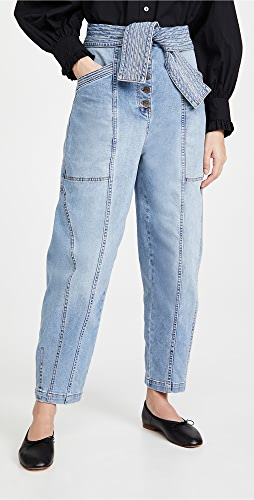 Ulla Johnson - Otto Jeans