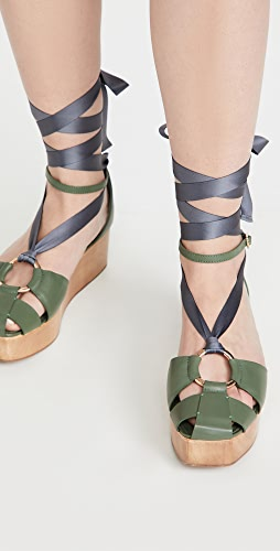 Ulla Johnson - Mako Platform Sandals