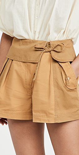 Ulla Johnson - Carter Shorts