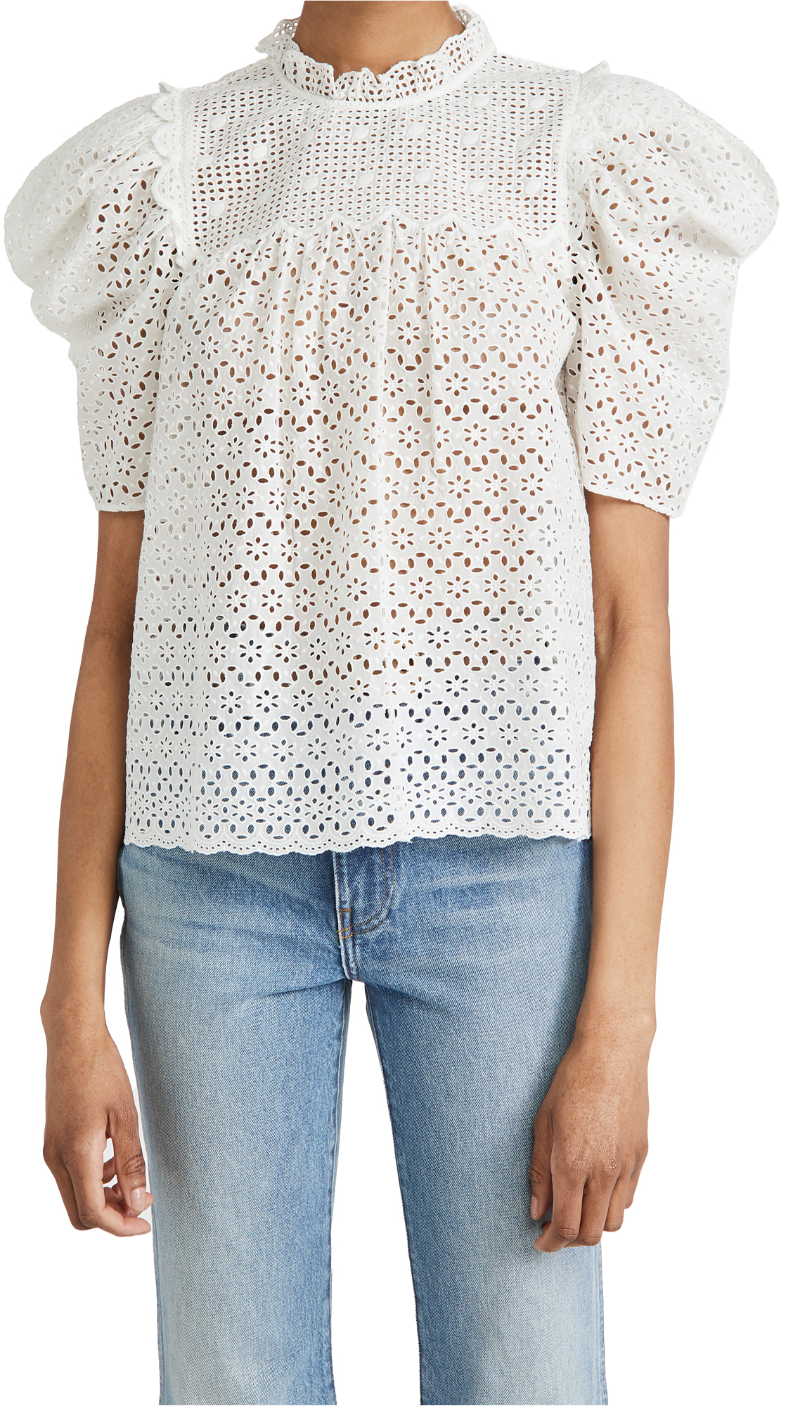 Ulla Johnson MAE TOP