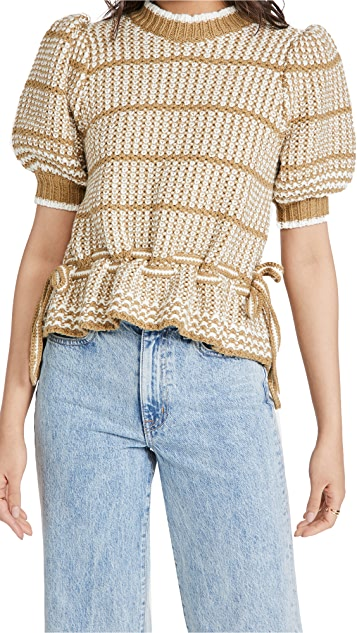 Ulla Johnson Amalia Pullover Sweater