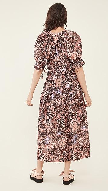 Ulla Johnson Selena Cover Up Dress