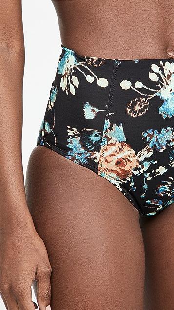 Ulla Johnson Zahara Bikini Bottoms
