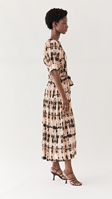 Ulla Johnson Selena 罩衫连衣裙