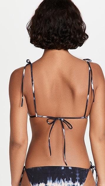 Ulla Johnson Maya Bikini Top