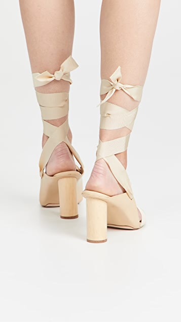 Ulla Johnson Kharis 高跟鞋