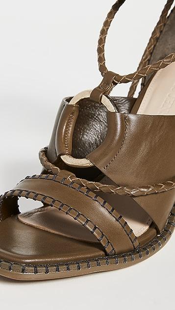 Ulla Johnson Marion 高跟凉鞋