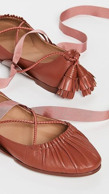 Ulla Johnson Aura Ballet Flats