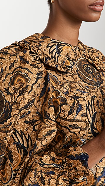Ulla Johnson Marietta 女式衬衫