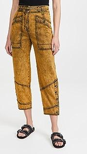 Ulla Johnson Harris Jeans