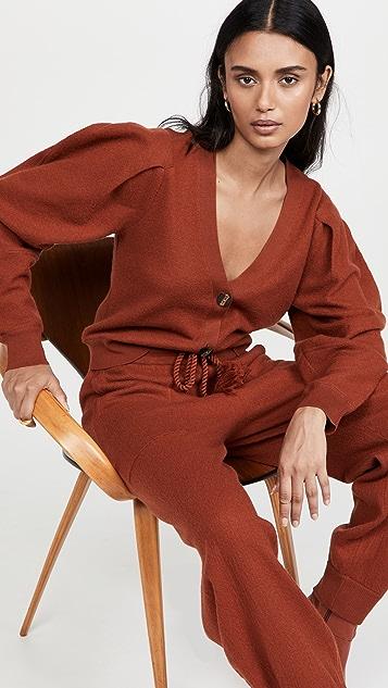 Ulla Johnson Madelyn 系扣衫
