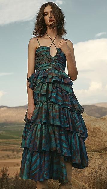 Ulla Johnson Zenat Gown