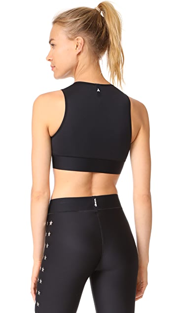 Ultracor Level Matte Flash Knockout Crop Top