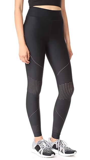 Ultracor Ultra High Silk Stylist Pixelate Leggings
