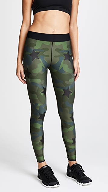 7d0b66bc41fafa Ultracor Ultra Silk Camo Knockout Leggings | SHOPBOP