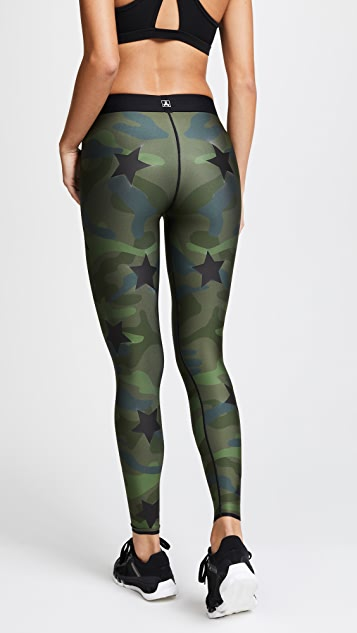 b29d21d1fe530 Ultracor Ultra Silk Camo Knockout Leggings | SHOPBOP