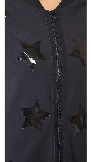 Ultracor Silk Knockout Bomber Jacket