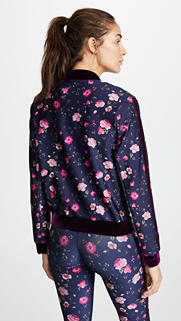 Ultracor Stealth Botanica Bomber Jacket