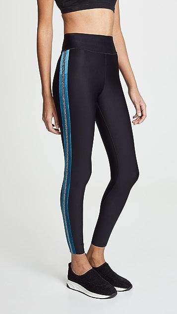 Ultracor Ultra High Swarovski Tuxedo Leggings