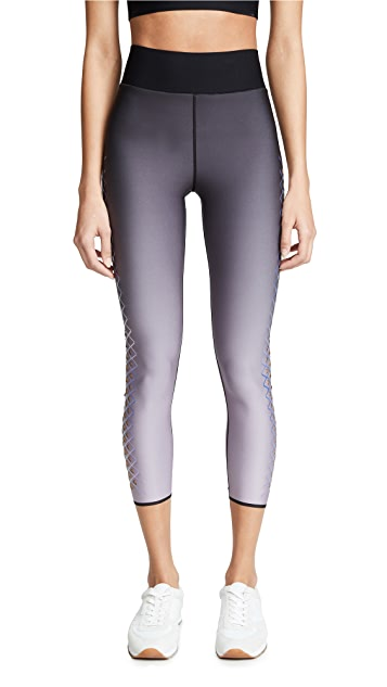 Ultracor Sprinter High Interlace Leggings