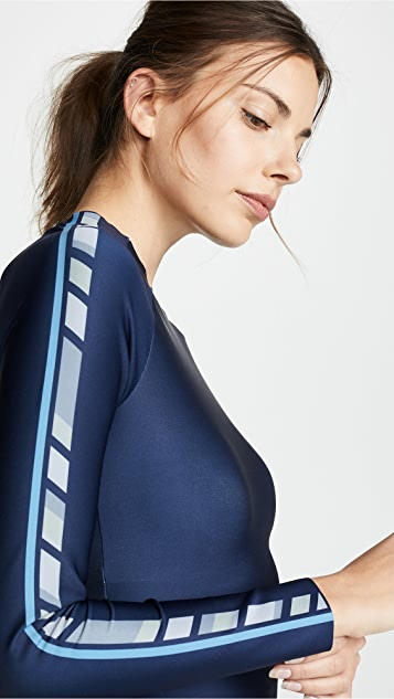 Ultracor Velocity Deco Stripe Long Sleeve Tee