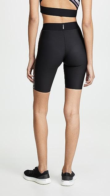 Ultracor Deco Stripe Bike Shorts