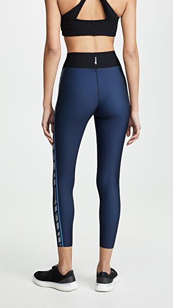 Ultracor Sprinter High Deco Stripe Leggings