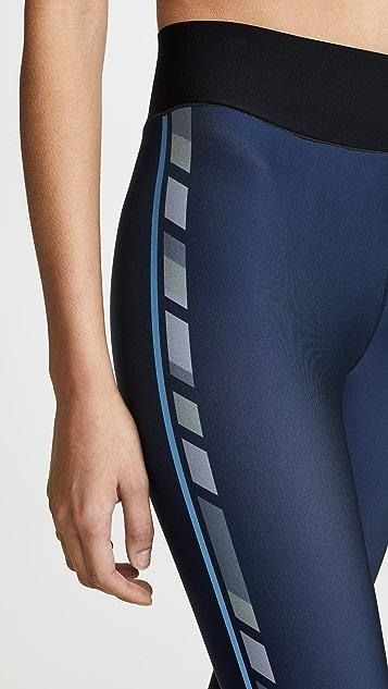 Ultracor Sprinter High Deco Stripe Leggings