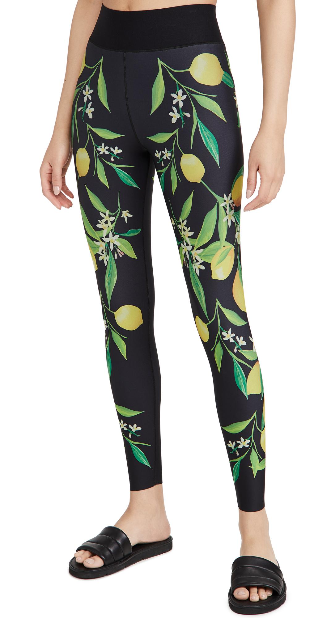 Ultracor Lemon Bloom Ultra High Leggings