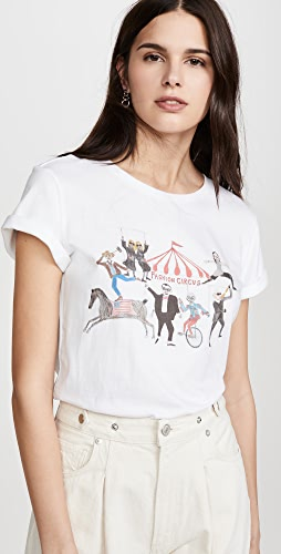 Unfortunate Portrait - Fashion Circus Tee