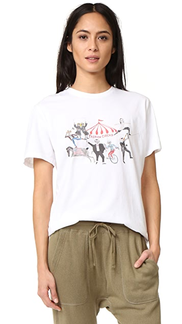 Unfortunate Portrait Fashion Circus Tee