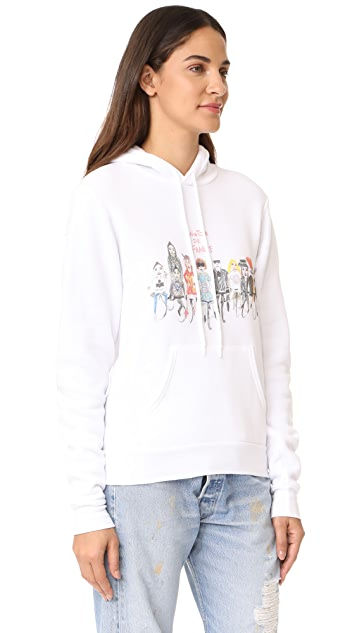 Unfortunate Portrait Wintour de France Hoodie