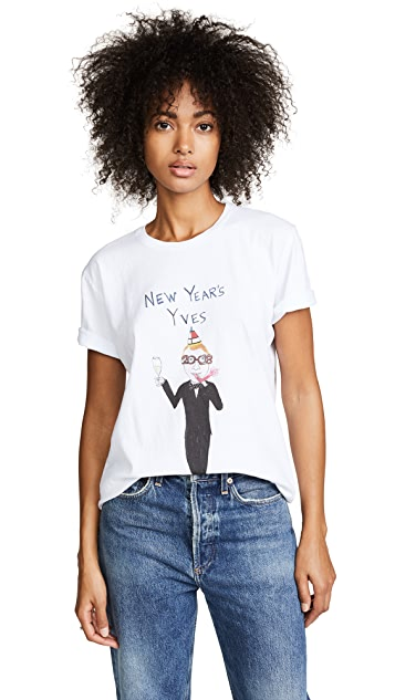 Unfortunate Portrait New Years Yves Tee