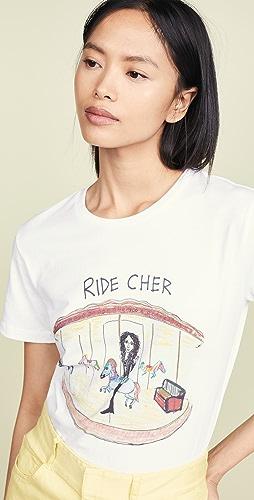Unfortunate Portrait - Ride Cher T-Shirt