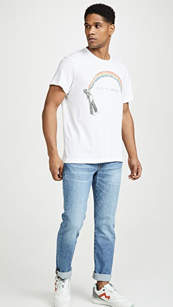 Unfortunate Portrait Short Sleeve Waynebow T-Shirt